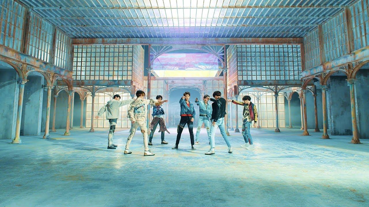 BTS Fake love Becomes Fastest K-Pop Group MV To Reach 150