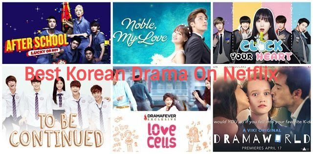 Best Korean dramas on Netflix - Kpop Kdrama | Kdrama updates